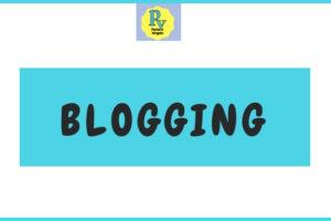 blog blogging blogger servizio