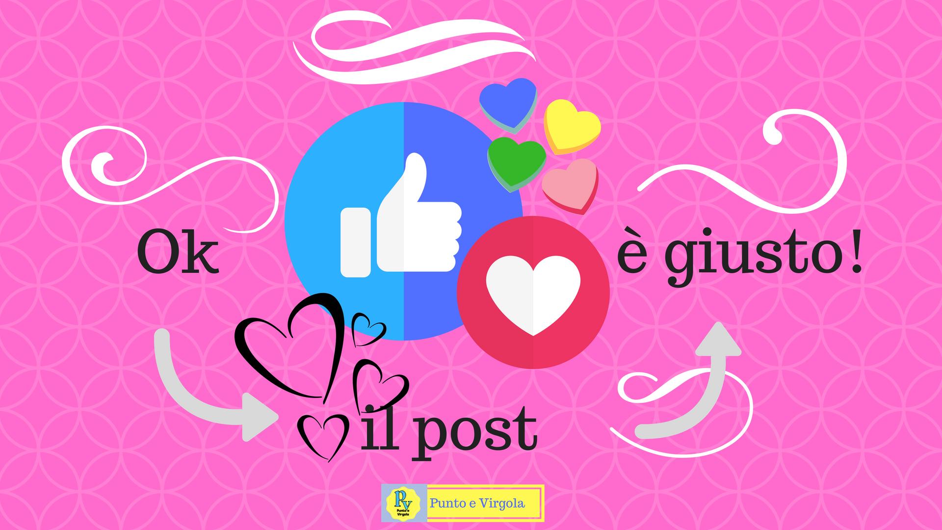 social network post