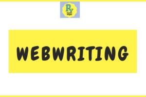 webwrtiting scrittura per il web