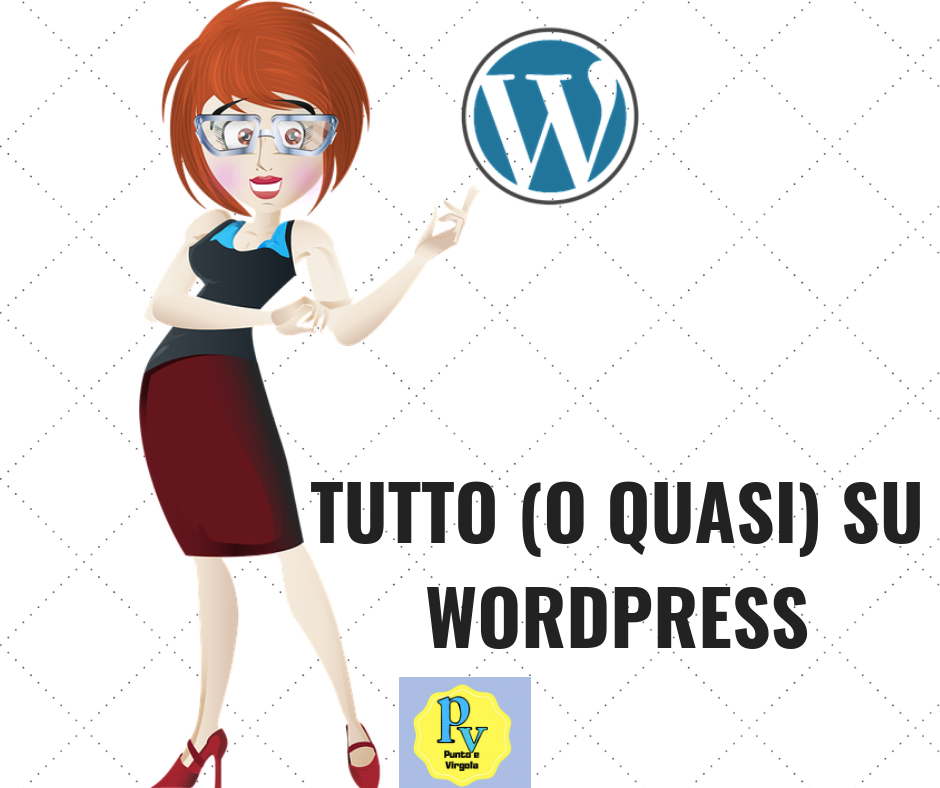 Punto e virgola blog wordpress