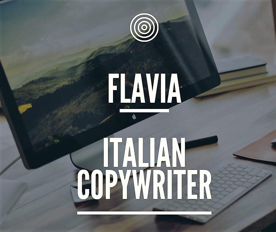 Flavia copywriter