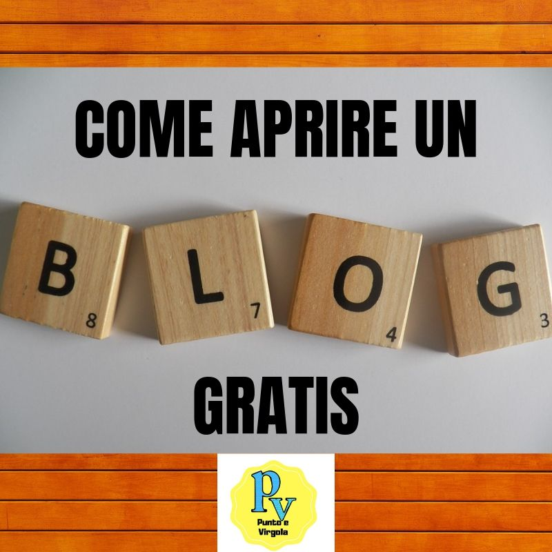 Come aprire un blog gratis con Wordpress